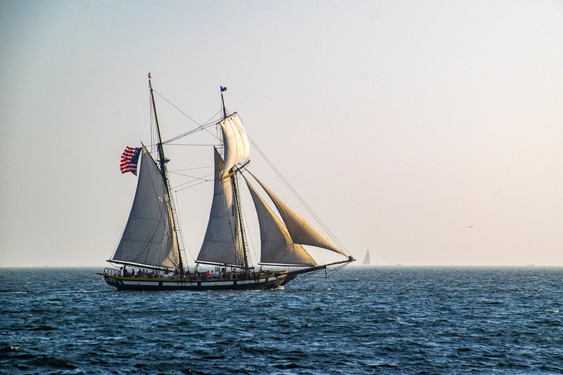 "Tall Ship ""Lynx"" in Pensacola FL 2019"