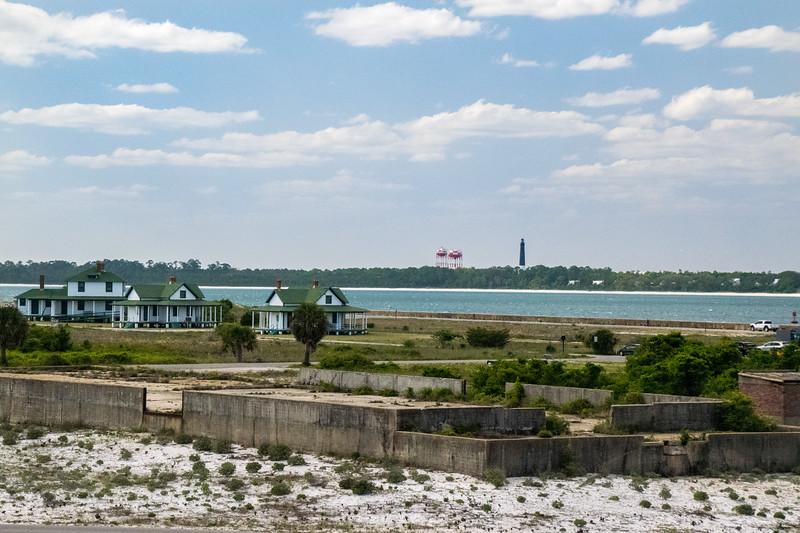 Across Pensacola Bay
