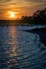 Sunset on Santa Rosa Sound