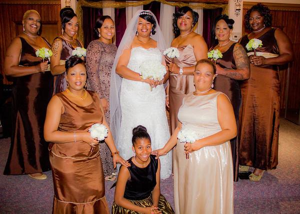 Pastor &Mrs McNab Wedding Photos