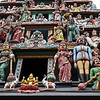 Sri Mariamman Hindu temple in Singapore