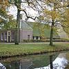 Farmhouse 'De Ossenstal' at the Kasteel Groeneveld estate in Baarn, The Netherlands