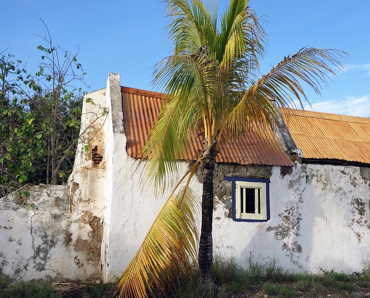 Old home in Kralendijk, Bonaire
