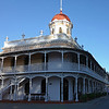 Esplanade Hotel (end 19th Century) in the coastal town of Fremantle, West Australia