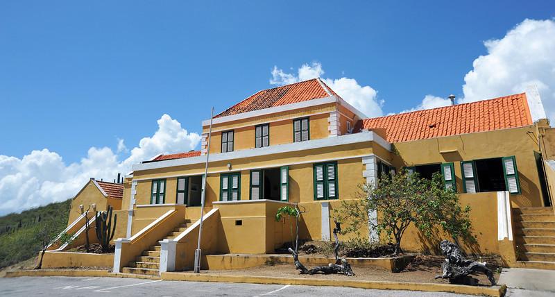 Dokterstuin estate in northwest Curaçao