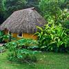 Refurbished traditional rural Mayan home in Yucatan, Mexico