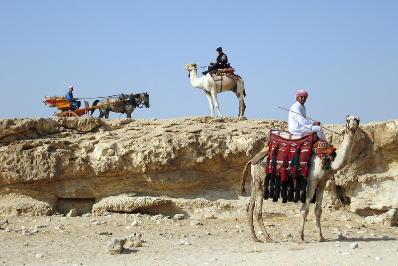 Watching the world, Egypt