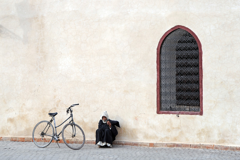 Time for a break, Morocco