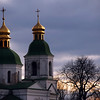 Orthodox monastery in Kiev, Ukraine