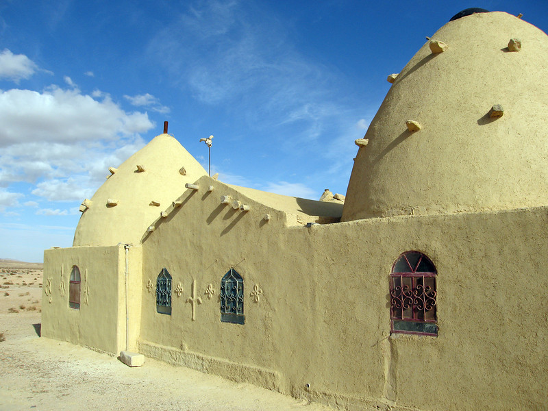Restored traditional dwelling in southern Syria