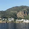 Early morning over Panarea island, Italy