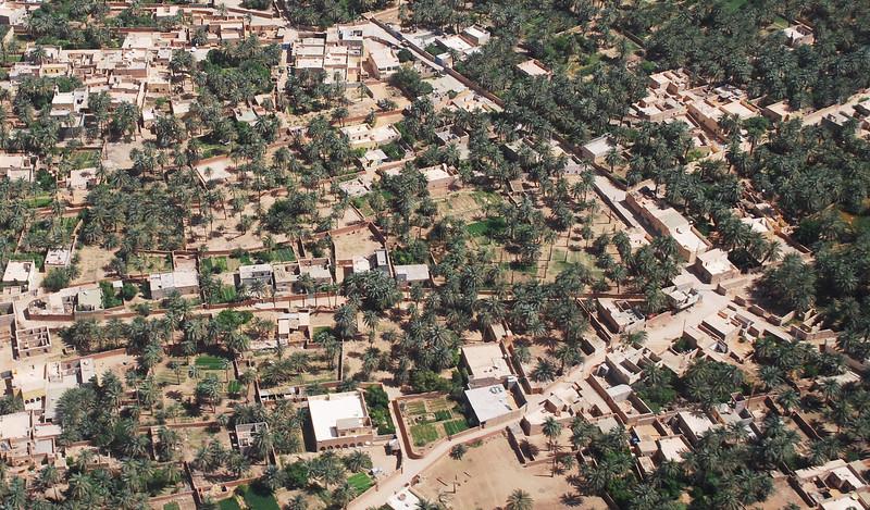 Oasis of El Goléa in Interior Algeria