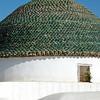 Dome of village mosque, northern Tunisia