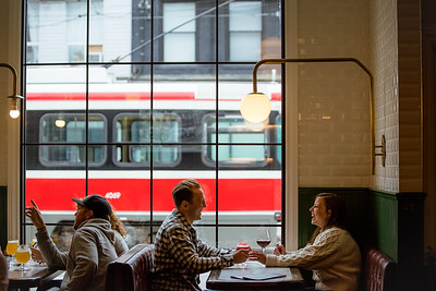 A very Toronto engagement