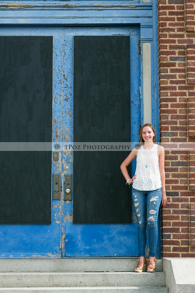 Kelsie's Senior Portrait