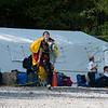 Nataliya Povroenyk BASE jumper Bridge Day 2016 New River Gorge Base jumper