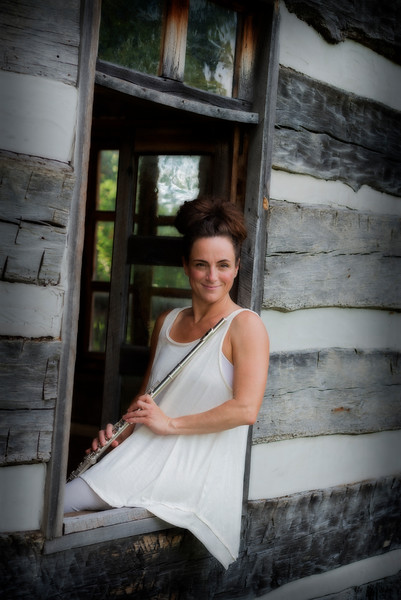 """Nina Assimakopoulos posing for photos at Dorsey Knob.....................to purchase - <a href=""""http://goo.gl/GKyABY"""">http://goo.gl/GKyABY</a>"""
