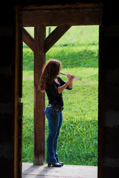 """Nina Assimakopoulos posing for photos at Dorsey Knob.....................to purchase - <a href=""""http://goo.gl/wFwTxT"""">http://goo.gl/wFwTxT</a>"""