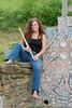 "Nina Assimakopoulos posing for photos at Dorsey Knob.........................to purcvhase - <a href=""http://goo.gl/xZDHzy"">http://goo.gl/xZDHzy</a>"