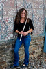 "Nina Assimakopoulos posing for photos at Dorsey Knob................to purchase  - <a href=""http://goo.gl/np3FXd"">http://goo.gl/np3FXd</a>"