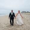 Steve and Amanda's wedding Nags Head North Carolina