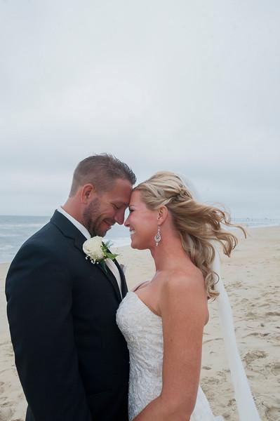 Steve and Amanda's wedding Nags Head North Carolina