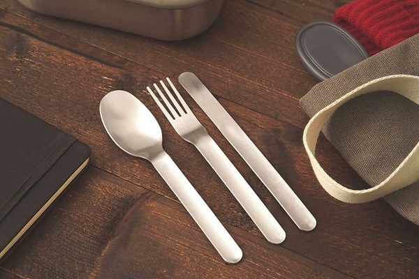 Cutlery Set Black Blum