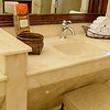 Easton Industries : Commercial product and lifestyle of Eastonite counter tops and bathrooms