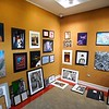 BEN GARVER — THE BERKSHIRE EAGLE<br /> The Norman Rockwell Museum is hosting the 33rd Annual Berkshire County High School Art Show.