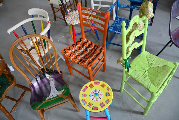Chair Auction