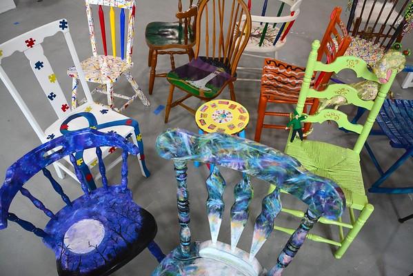 5th Chair Auction