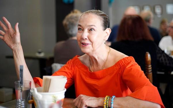 Breakfast with Harriet Harris - 070618