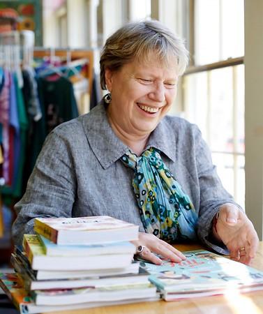 Breakfast with Storey Publishing's Deborah Balmuth-050818