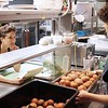 BEN GARVER — THE BERKSHIRE EAGLE<br /> Chef Laurel Barkan of the Stagecoach Tavern in Sheffield creates wonderful meals with whole and sustainable foods. She is planning the evening menu with sous chef Maren Casorio.