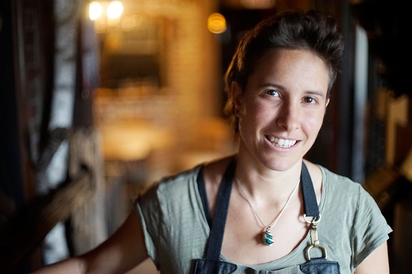 Chef Laurel Barkan of the Stagecoach Tavern - 041818