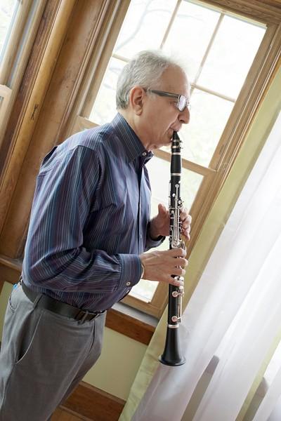Clarinetist Paul Green 061417