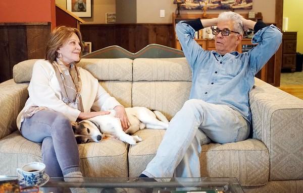Linda Lavin and Steve Bakunas - 041818