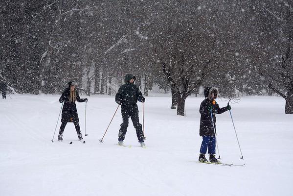 Notchview Ski Center in Windsor - 021517