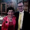 Betsey and Mark Selkowitz of Kids For Harmony. Janel Harrison — Special to The Eagle