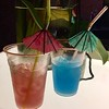 Signature drinks of the Shaker Island dance party. Janel Harrison — Special to The Eagle