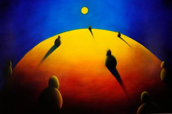 "Sean McCusker's ""Dreaming of Light"" Exhibit-080318"