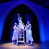 BEN GARVER — THE BERKSHIRE EAGLE<br /> GhostLit Repertory Theatre Company  is putting on a production of The Tempest directed by siblings Caitlin and Jackson Teeley at the St. James Place Performing Arts Center.