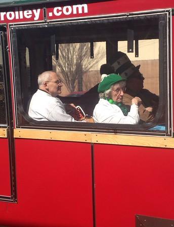 031716 Cleveland St. Patrick's Day parade