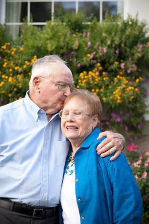 Gussie + Ray's 60th Wedding Anniversary