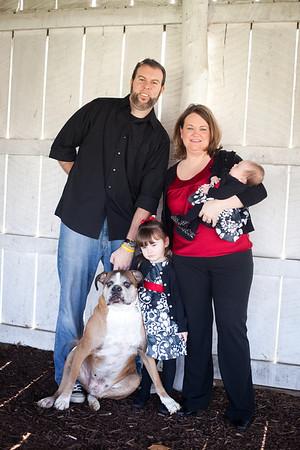 Chaffman family