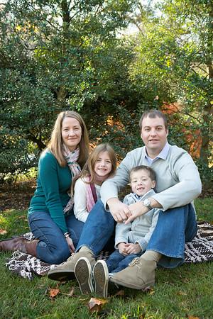 Crossett Family