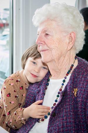 Gram's 90th