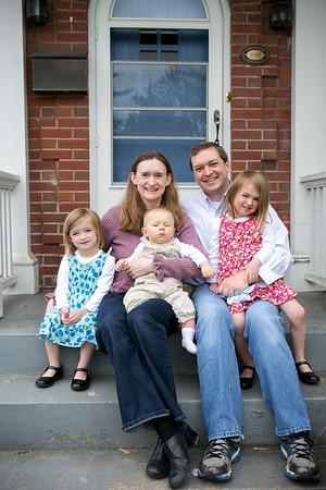 Klancnik Family- May 2013
