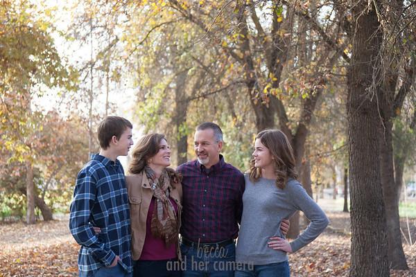 The Miller Family Re-Shoot