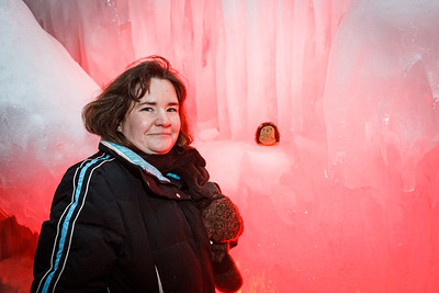 Ice Castles at Loon Mountain (03/08/2014)